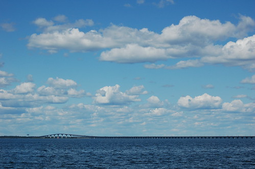 The bridge to Öland by stitchling, on Flickr