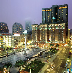 St. Francis Hotel, San Francisco