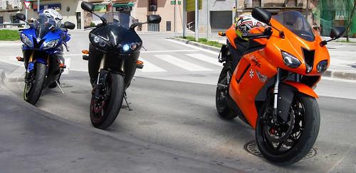 Motos Kawasaki: Modelos en vigencia