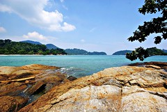 Pangkor Island / @ Pantai Pasir Giam