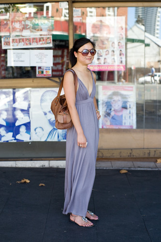 Trend watch - maxi dress II
