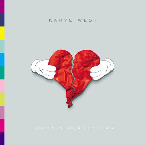 Kanye West 808s & Heartbreak by carlosjtj.