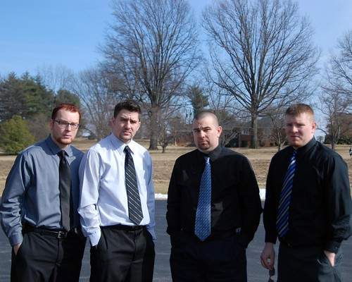 Four Kern boys
