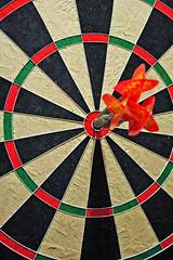 Bullseye by bkiwik