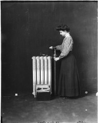 Turning the heating on... Image by Musée McCord Museum via Flickr