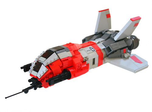 LEGO Homeworld Taidan Raptor
