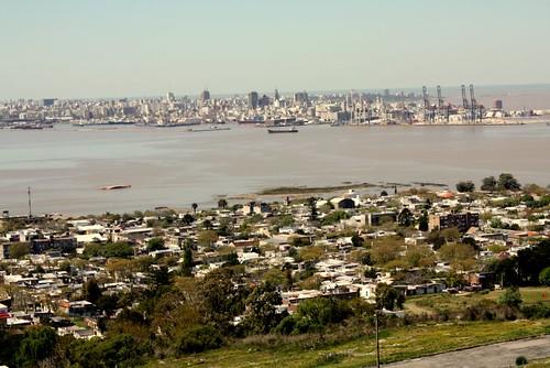 Vista de Montevideo (by morrissey)