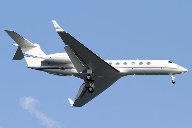 Gulfstream Aerospace G550(N401HB)