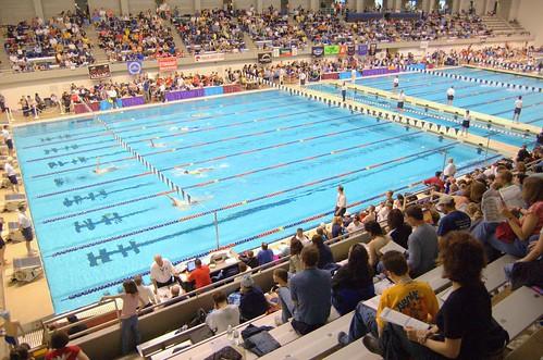 Weyerhaeuser King County Aquatic Center