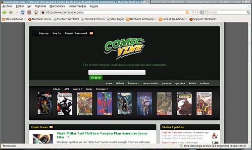 para saber de comics