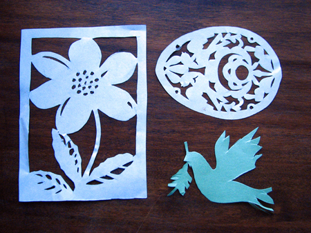 Paper cuts by Alice
