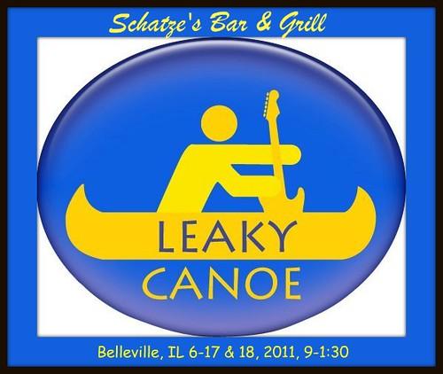 Leaky Canoe 6-17 & 6-18-11