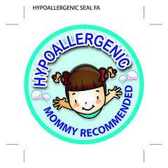 Hypoallergenic seal