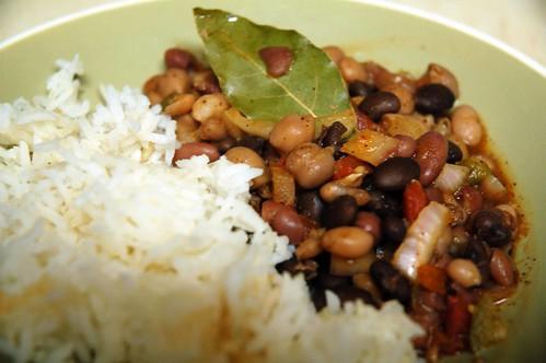 4 Bean Chili!