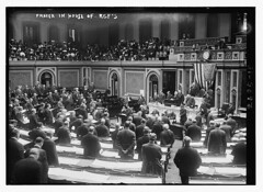 Prayer in House of Reps. (LOC)
