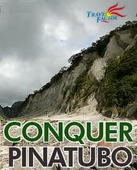 Conquer Mt Pinatubo