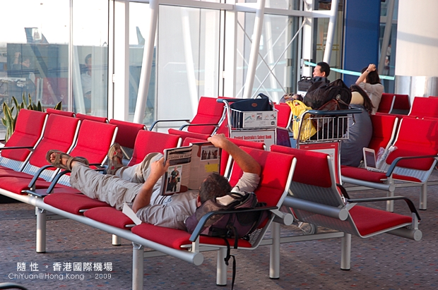 日落香港國際機場10.JPG