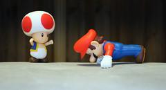 Mario's Promise