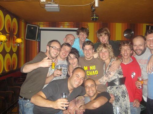 friends party @ La Touche