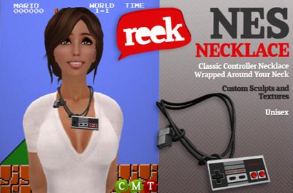 50L Friday.Reek NES Necklace