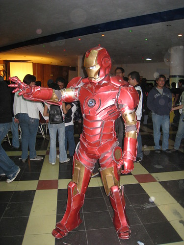 Iron Man - foto ajena