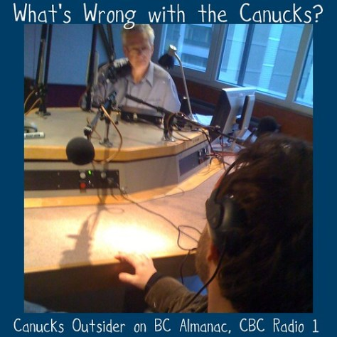 On the cbc bc almanac show