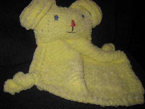 yellow bunny