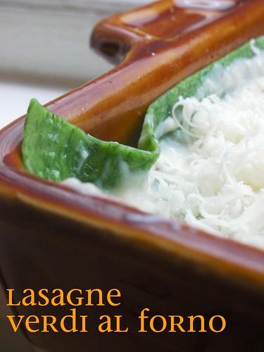lasagna of Emilia-Romagna