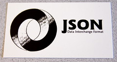 JSON Card -- Front