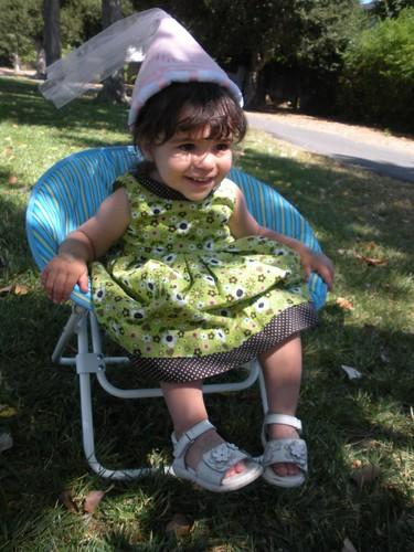 Princess Clara at the Party