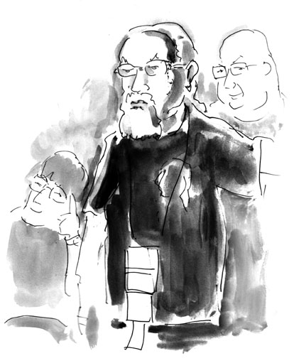 Attendees at  Worldcon, Montreal