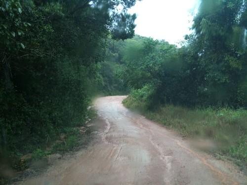 Minha estrada para o sítio