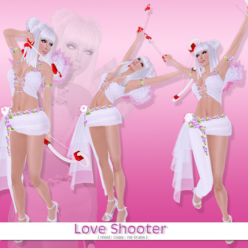 Juicy 'Love Shooter' by you.