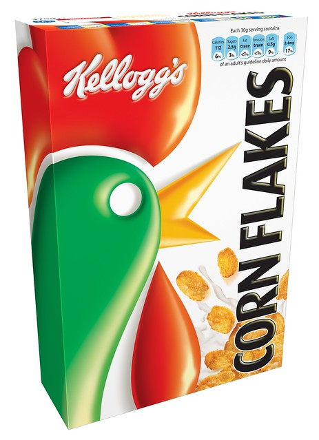 Kellogg's Marketing Mix (4Ps) Strategy