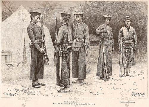 Tirailleurs Tonkinois