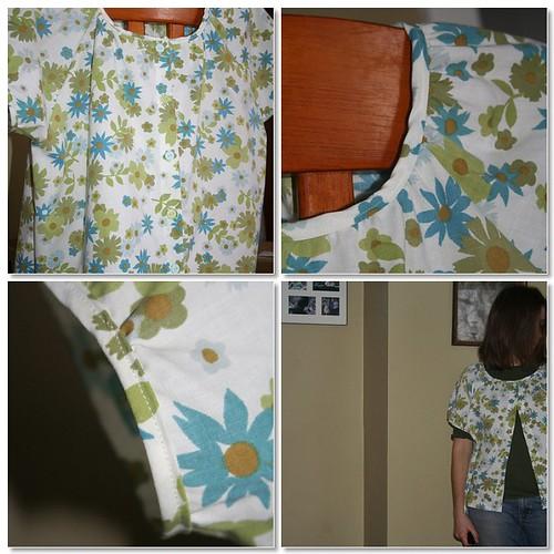 Garden Shirt Mosaic