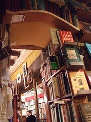 preparing an reading evening to the bookstore
