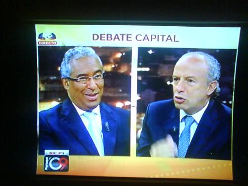 Debate Capital para quê?