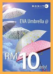Bonita umbrella