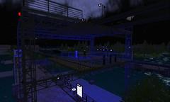 Sagittaria Metro at Night