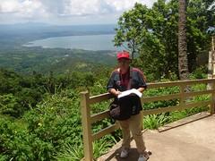 Ian in Tagaytay