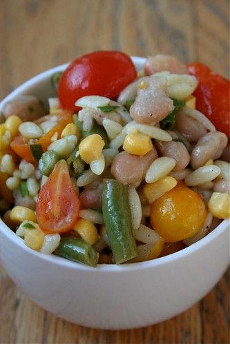 Bean Bright Veg Salad 4
