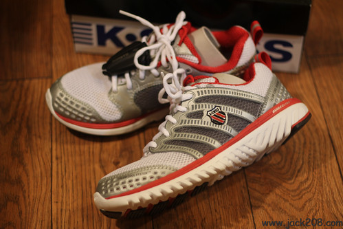 Runnerz Circle - K-Swiss Blade Light Run