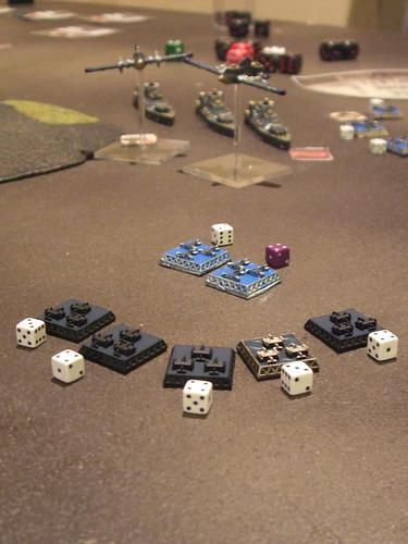 Blazing Sun Fighters Attack