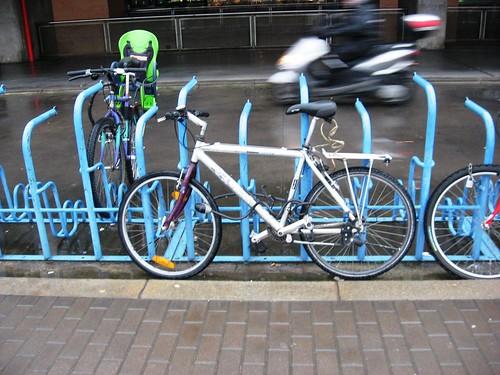 Aparcamiento para Bicicletas.