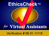 Ethics Checked Virtual Assistant