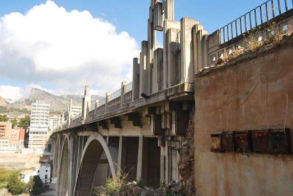 Vistas del Pont de Sant Jordi