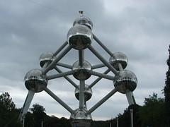 Bruselas - Atomium