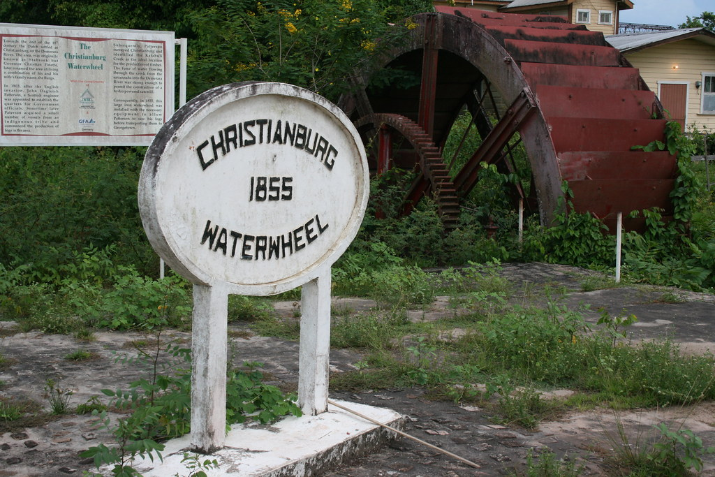 Christianburg Water Wheel 2009, Christianburg, Guyana