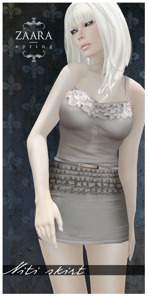 Zaara : Niti Skirt
